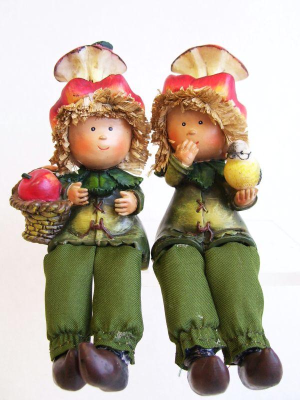 Apfelkids Figur