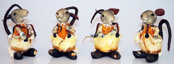 Mäuse Figur